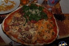 La pizza Peppe