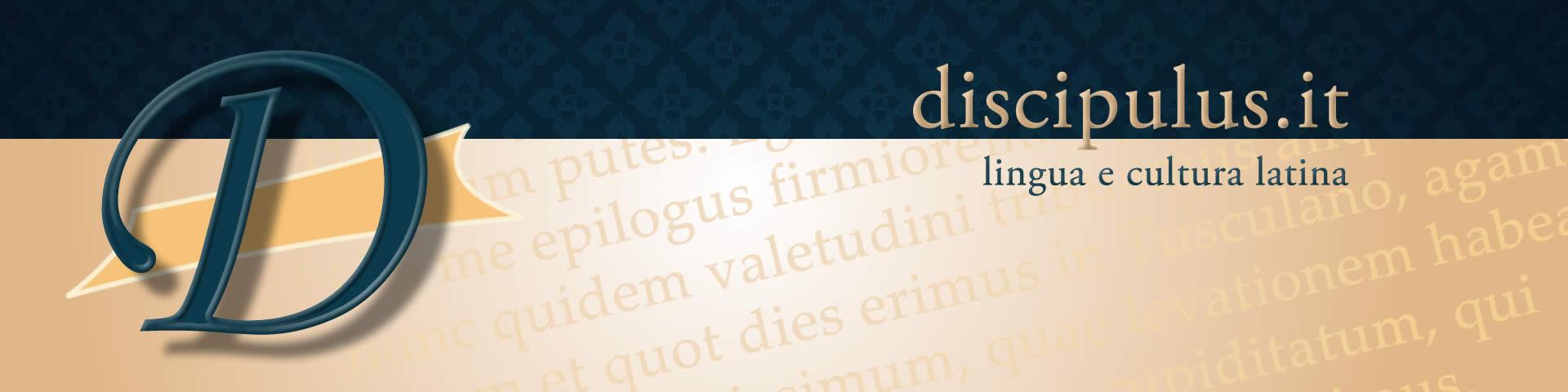 Discipulus - Lingua Latina